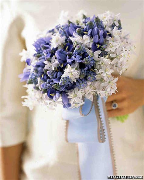 Blue  Ee  Wedding Ee   Bouquets Martha Ste Rt Weddings