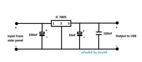 5v mobile phone charger circuit how to make a portable 5v usb charger for ipods iphones and mobile devices for ipods iphones and mobile devices or mobile phone ccuart Image collections
