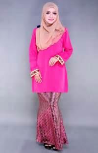 Baju Kurung Motif Songket Pinus 17 design baju kurung pahang moden casual stylish fesyen