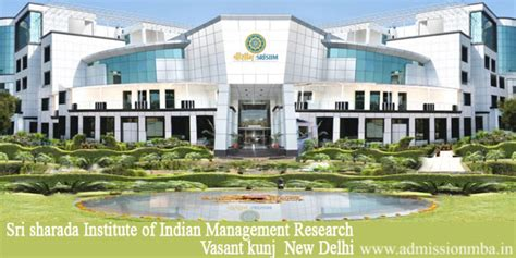 Sree Vidyanikethan Mba College by Sri Siim Sharada Institute Of Indian Management Research
