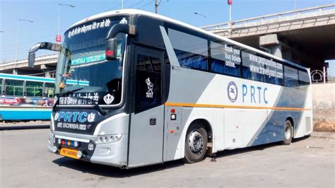 prtc  bus  booking  prtc bus booking prtc bus reservation