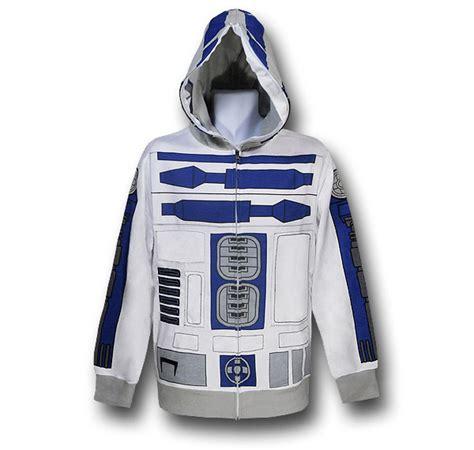 Jaket Sweater Zipper Hoodie Dead By Daylight Boy Clothing wars r2 d2 hoodie