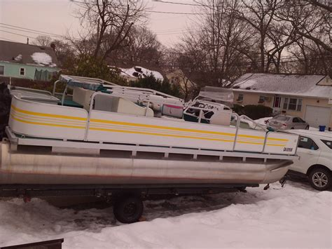 used grumman fishing boats for sale grumman fishing pontoon boat for sale from usa