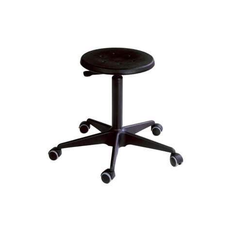 Stool With Casters by Antistatic Swivel Stool Model 3321 With Casters By Lotz