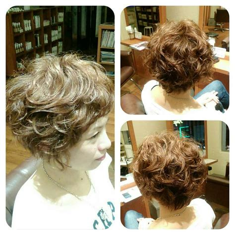 salon hair perm videos best perms for short hair in singapore