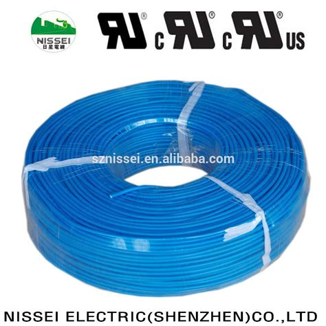 thin electrical wire ul10060 high thin electrical pp insulated hook up