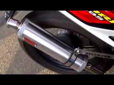 Knalpot Racing R9 Honda Vario Fi 125 150 Alpha Series Black Original honda vario pake knalpot r9 doovi