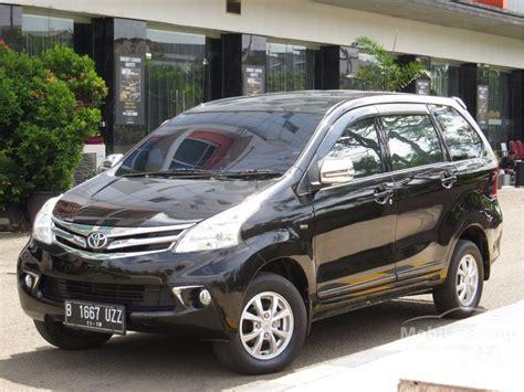 Toyota Avanza G Manual 1 3 jual mobil toyota avanza 2013 g 1 3 di dki jakarta manual