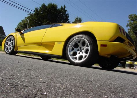 Lamborghini Diablo Top Speed 1993 2001 Lamborghini Diablo Vt Review Top Speed