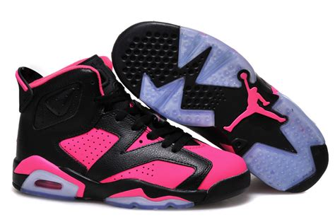 sneakers for sale jordans 2017 air 6 gs black pink shoes for sale cheap