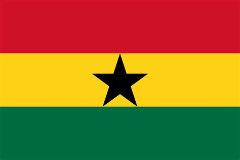 flags of the world with stars ghana banderas de pa 237 ses