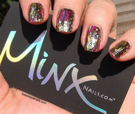 Minx Nails by Image Gallery Minx Nails