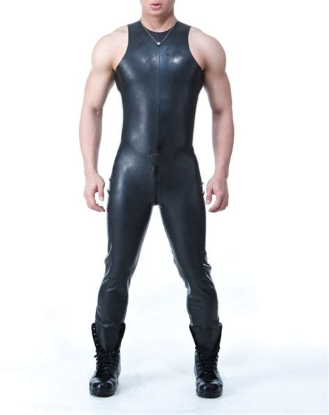 tattoo body suit costume leather rubber muscle tattoos cigars beards leather
