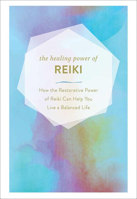healing power  reiki book  adams media