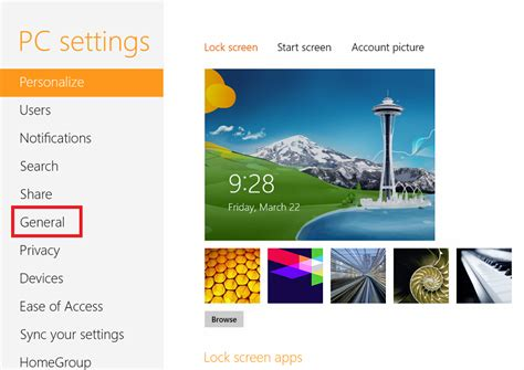 factory reset to windows 8 how to factory reset windows 8