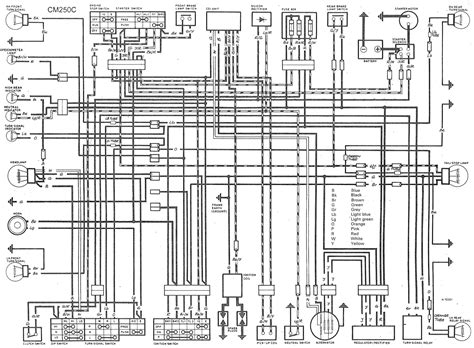 honda cb750 chopper wiring diagram on cb 750 cb750