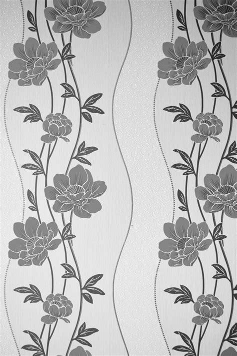 sketchbook kertas hitam gambar cabang hitam dan putih tekstur bunga bunga