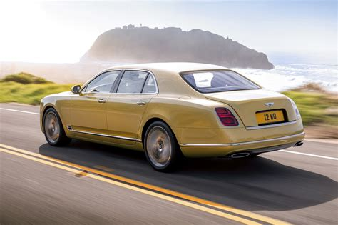 bentley tech info bentley rs up the luxury for revised 2016 mulsanne