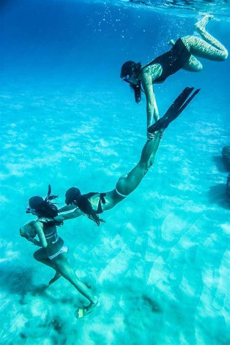 life rock running ocean underwater underwater