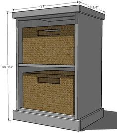 filing cabinet plans  anna white