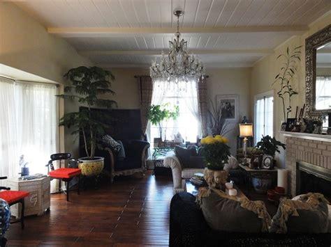 living room translation 洛杉矶房地产 富人区待售房屋