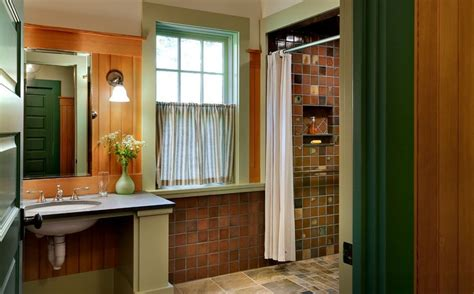 choosing   bathroom color scheme  show
