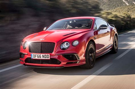 bentley continental supersports 2017 2017 bentley continental supersports front three quarter