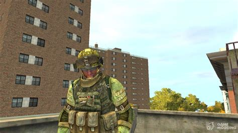 Kaos Swat B soldiers of the us quot v 2 for gta 4