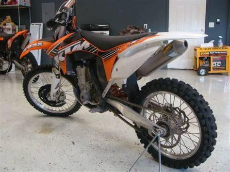 Ktm 800 Sx For Sale 2012 Ktm Sx F 450 For Sale On 2040 Motos