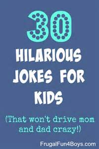 Hilarious jokes for kids frugal fun for boys and girls