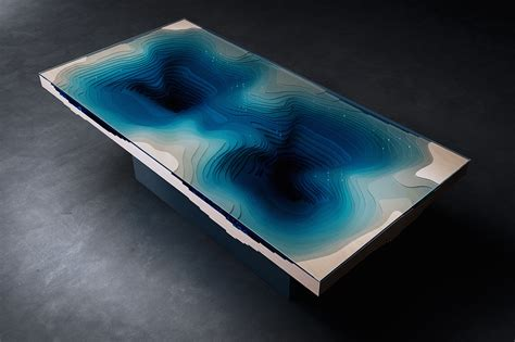 lose yourself inside the abyss table s mesmerizing