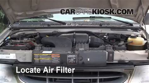 how cars engines work 2007 ford e150 transmission control air filter how to 1990 2007 ford e 150 econoline club wagon 2001 ford e 150 econoline club
