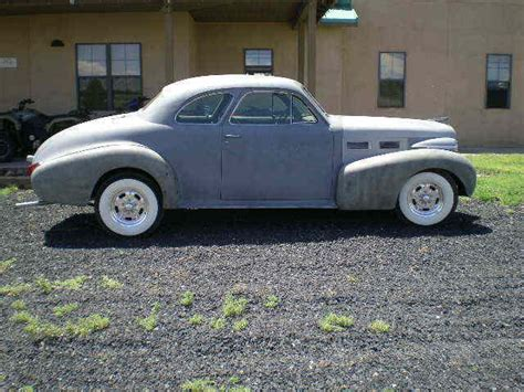 2 Door Cadillac Coupe 1940 Cadillac Coupe 2 Door 62 Series For Sale Cadillac