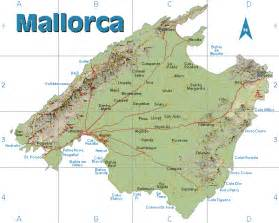 Mallorca World Map by Map Of Mallorca Overview Map Worldofmaps Net Online