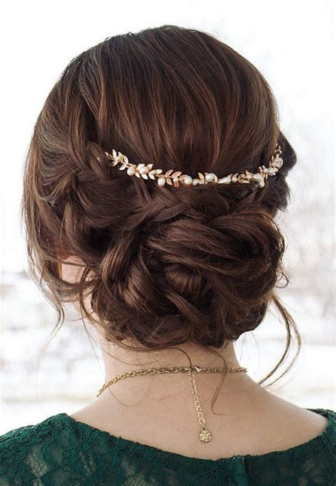 Wedding Hairstyles With Headpiece by 20 Inspiring Wedding Hairstyles From Steph On Instagram
