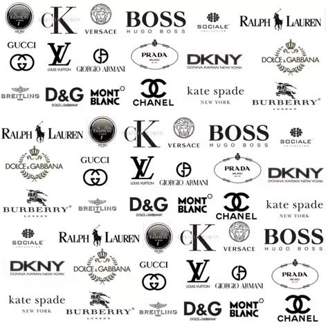 what are some popular professional clothing brands