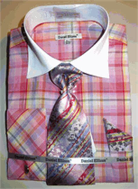 pattern matching in french daniel ellissa ds3772p2 red men s french cuff dress shirt