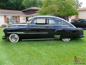 1951 chevrolet fleetline deluxe rod rat rod rod