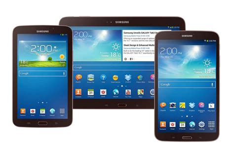 3 samsung tablet samsung galaxy tab 3 coming to u s on july 7