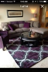 purple and gray home decor best 10 purple rugs ideas on colorful