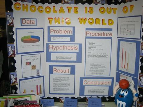 chocolate science project chocolate science fair projects chocolate science fair