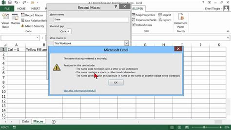 tutorial youtube excel 2013 microsoft office excel 2013 tutorial recording and