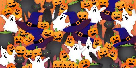 spot  bat   pumpkins   tricky