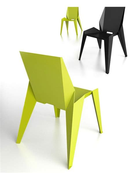 Origami Furniture Design - best 25 origami chair ideas on origami