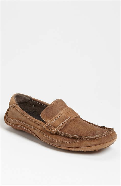 bed stu men s shoes bed stu keeper driving shoe online exclusive in brown for
