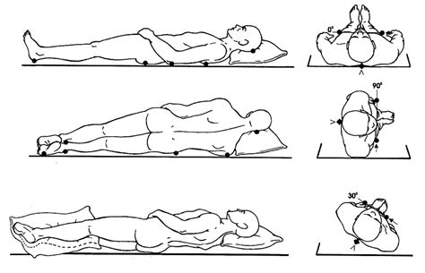 positions in bed the gallery for gt lateral side lying position