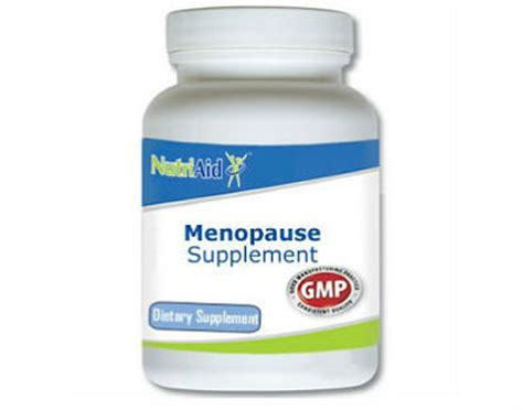 supplements for menopause mood swings nutriaid menopause supplement review does this product
