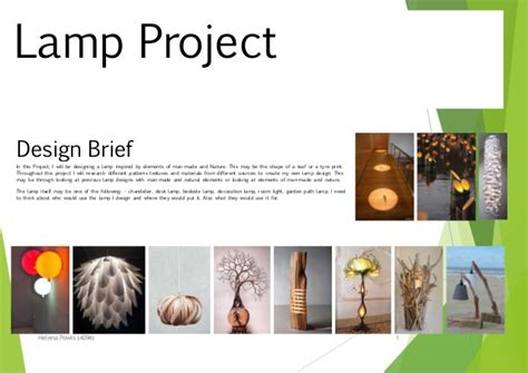 design brief conclusion nature and man made project summary powerpoint