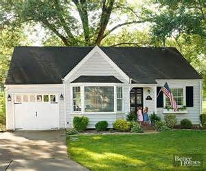 small homes exterior makeover and cottages on