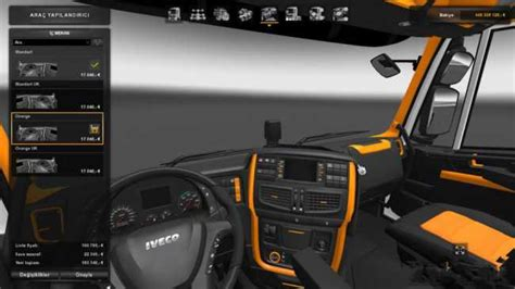 skin pack new year 2017 for iveco hiway and volvo 2012 iveco hi way ygz accessory v0 3 ets2 mods euro truck